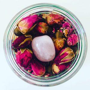 Goddess Bath Soak, crystals, bath soaks, bath salts