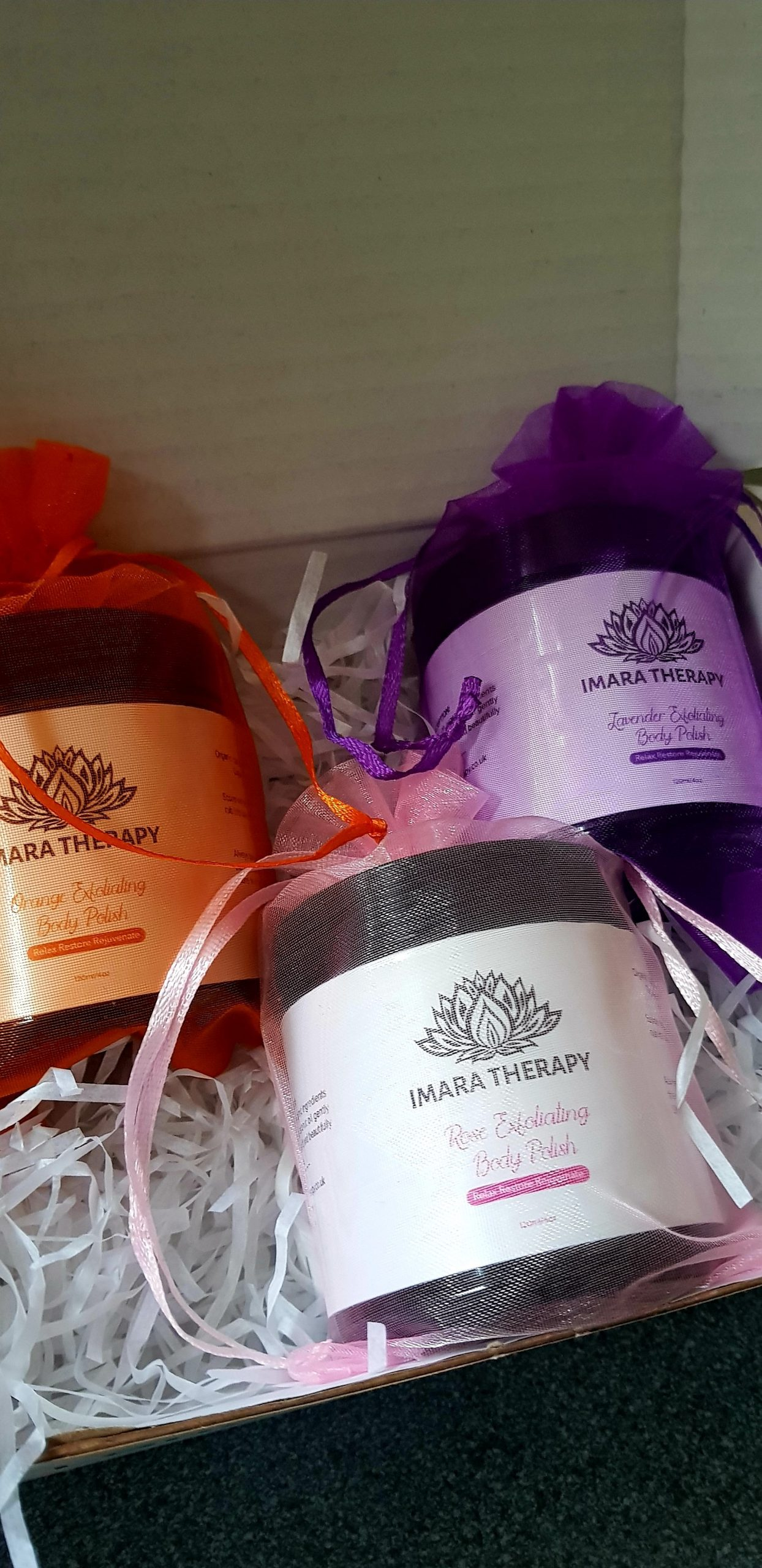 body polish gift sets, black-owned business christmas gift set, health and beauty sets by black-owned businesses, support black-owned businesses