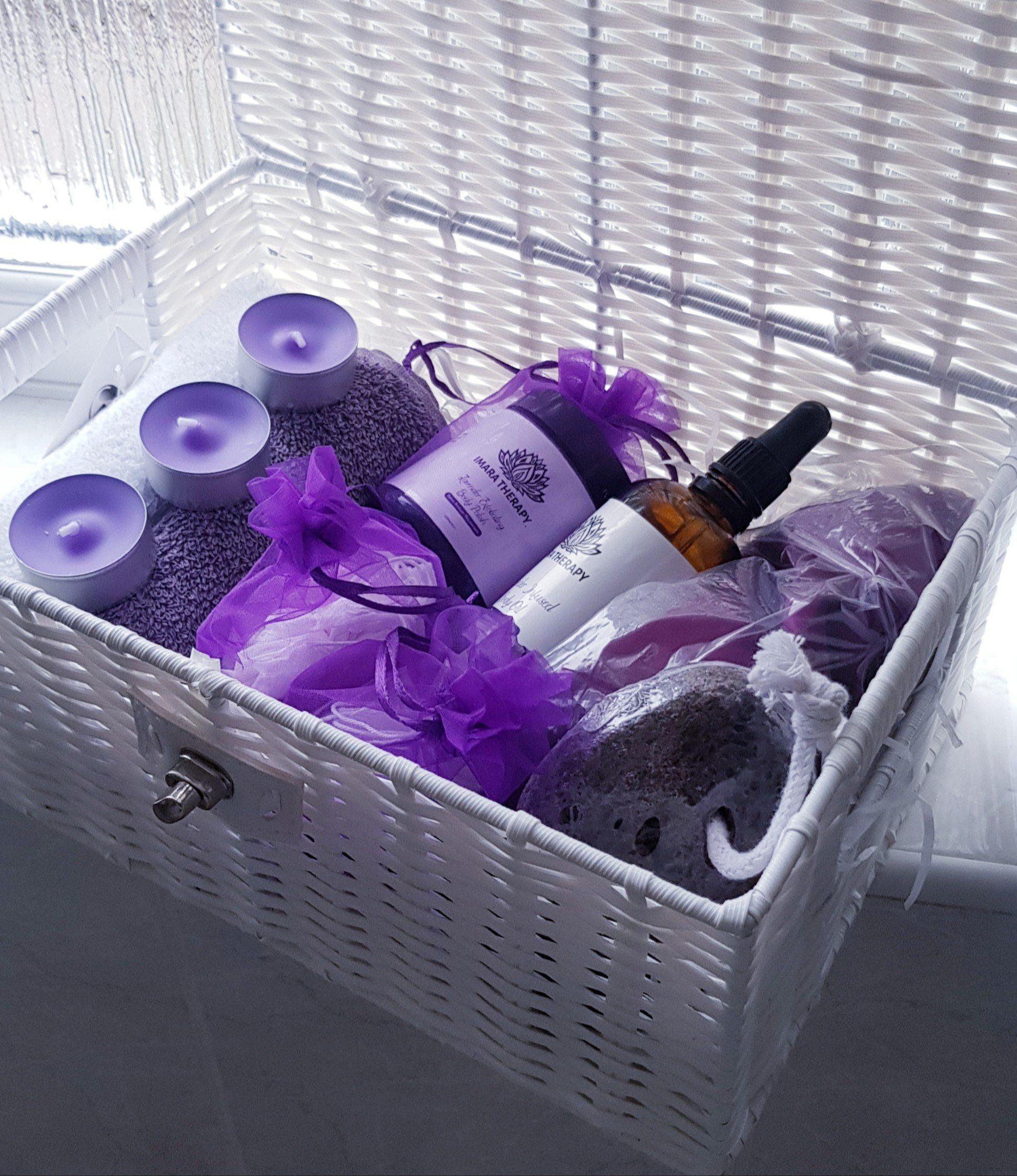 Lavender Pamper Hamper