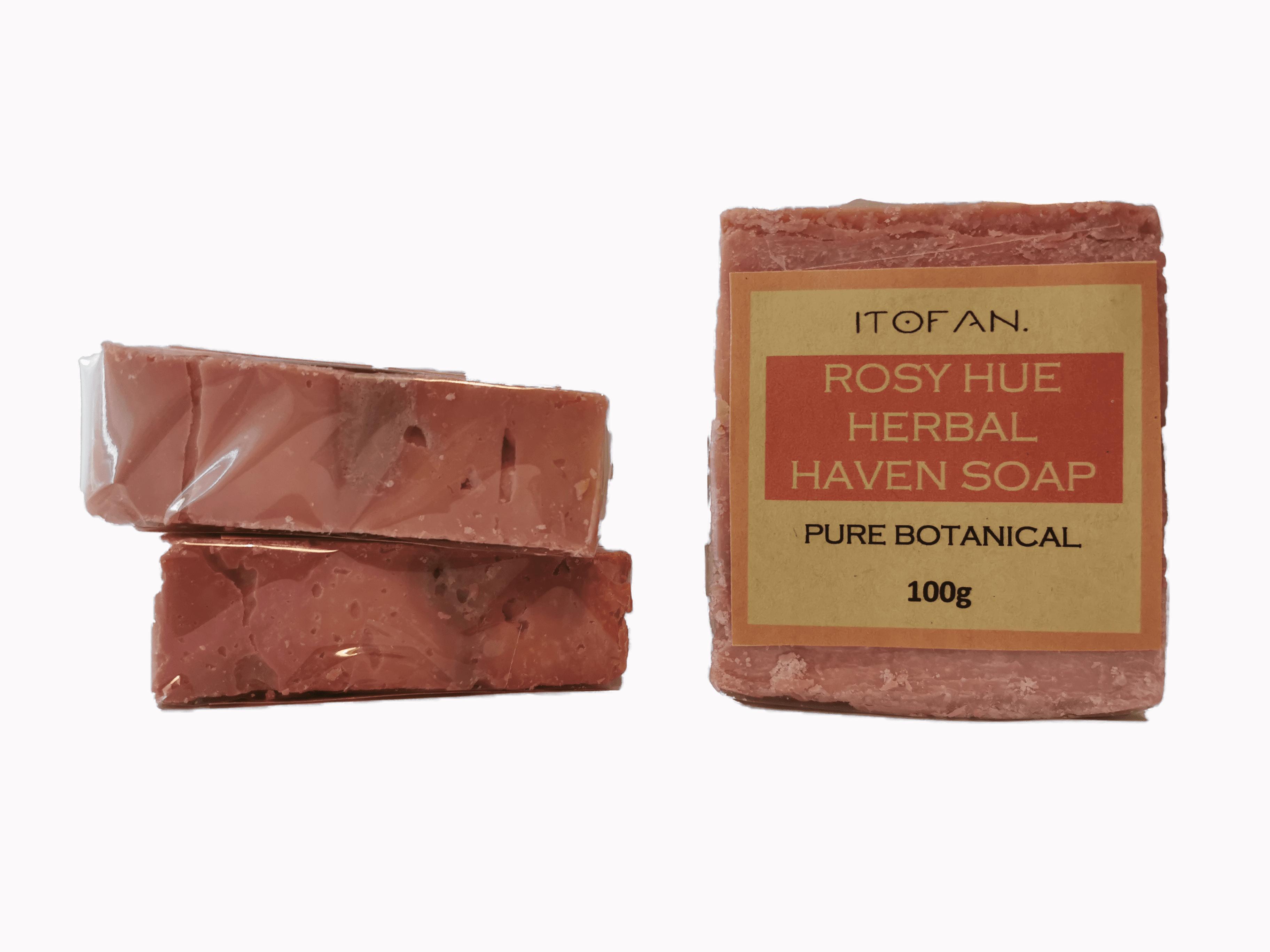 Rosy Hue Soap