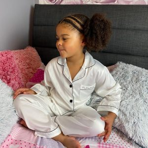 kids pyjamas, black-owned business