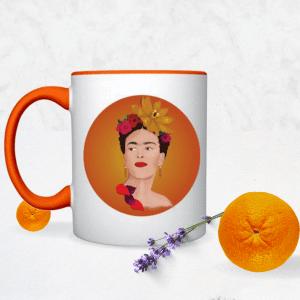 Frida Kahlo Motivational Mug