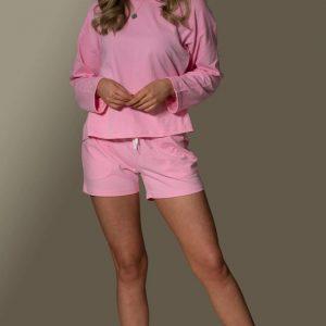 Pink lounge wear