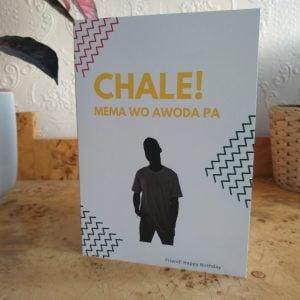 Chale Mema Wo Awoda Pal