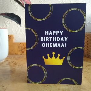 Happy Birthday Ohemaa