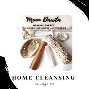 Home Cleansing smudge kit