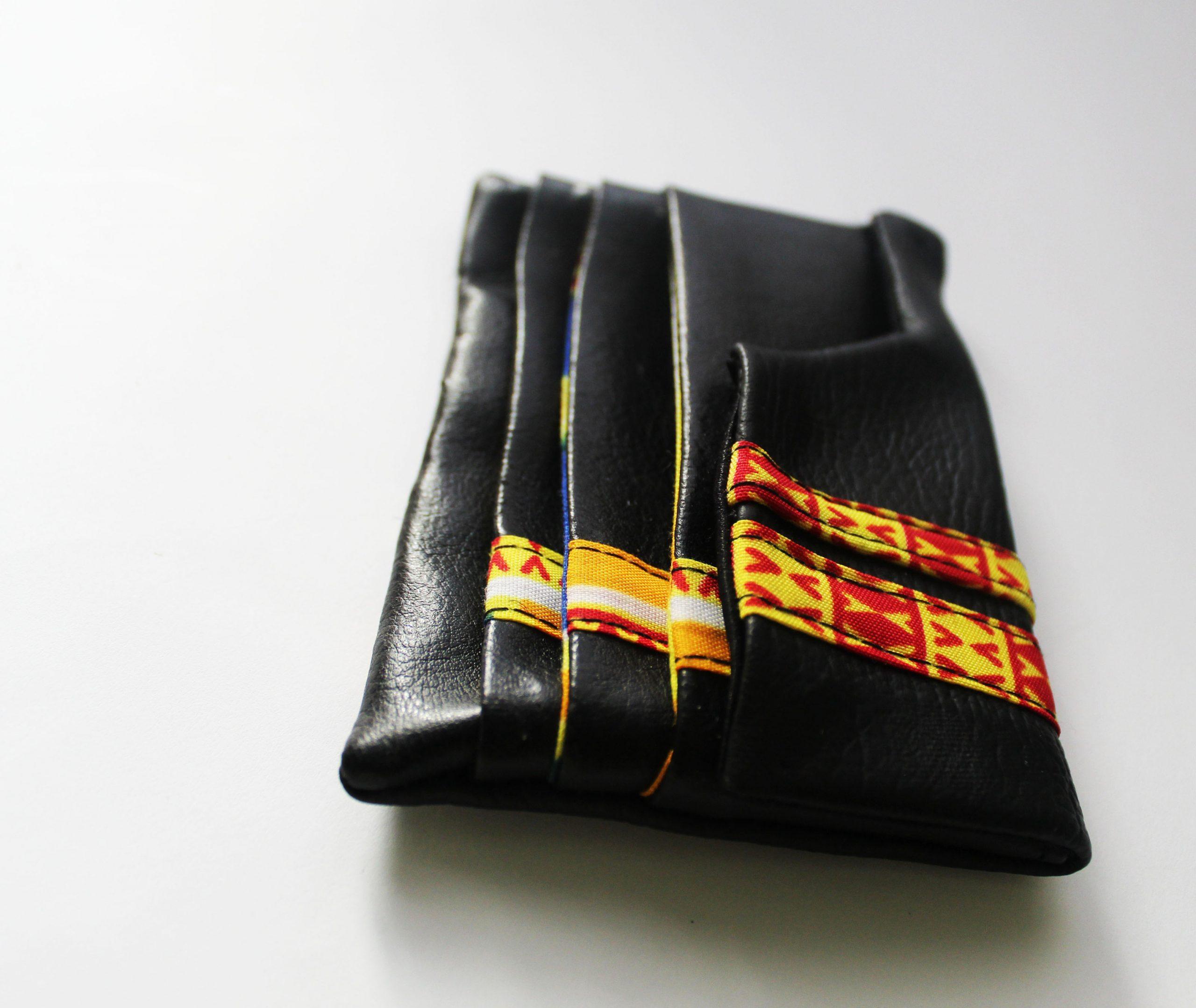 Card holder, wallet, african print card holder, kente print, ankara print