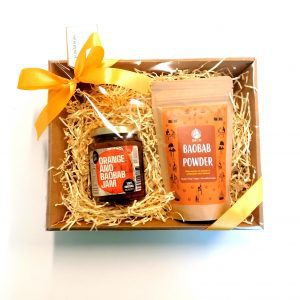 Baobab Powder & Baobab Jam Gift Set