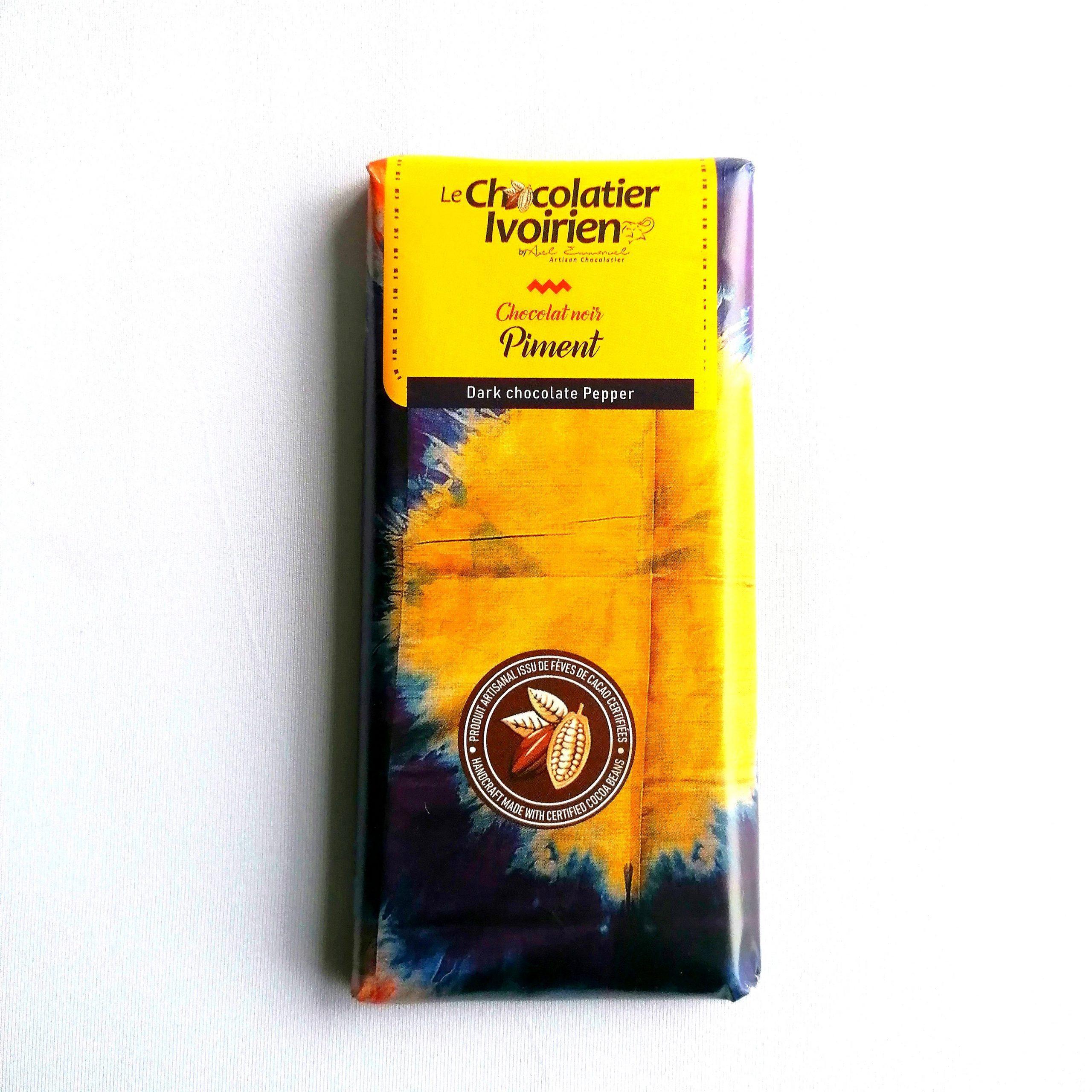 Dark Chilli Chocolate