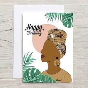 birthday cards, black greeting cards, black birthday cards