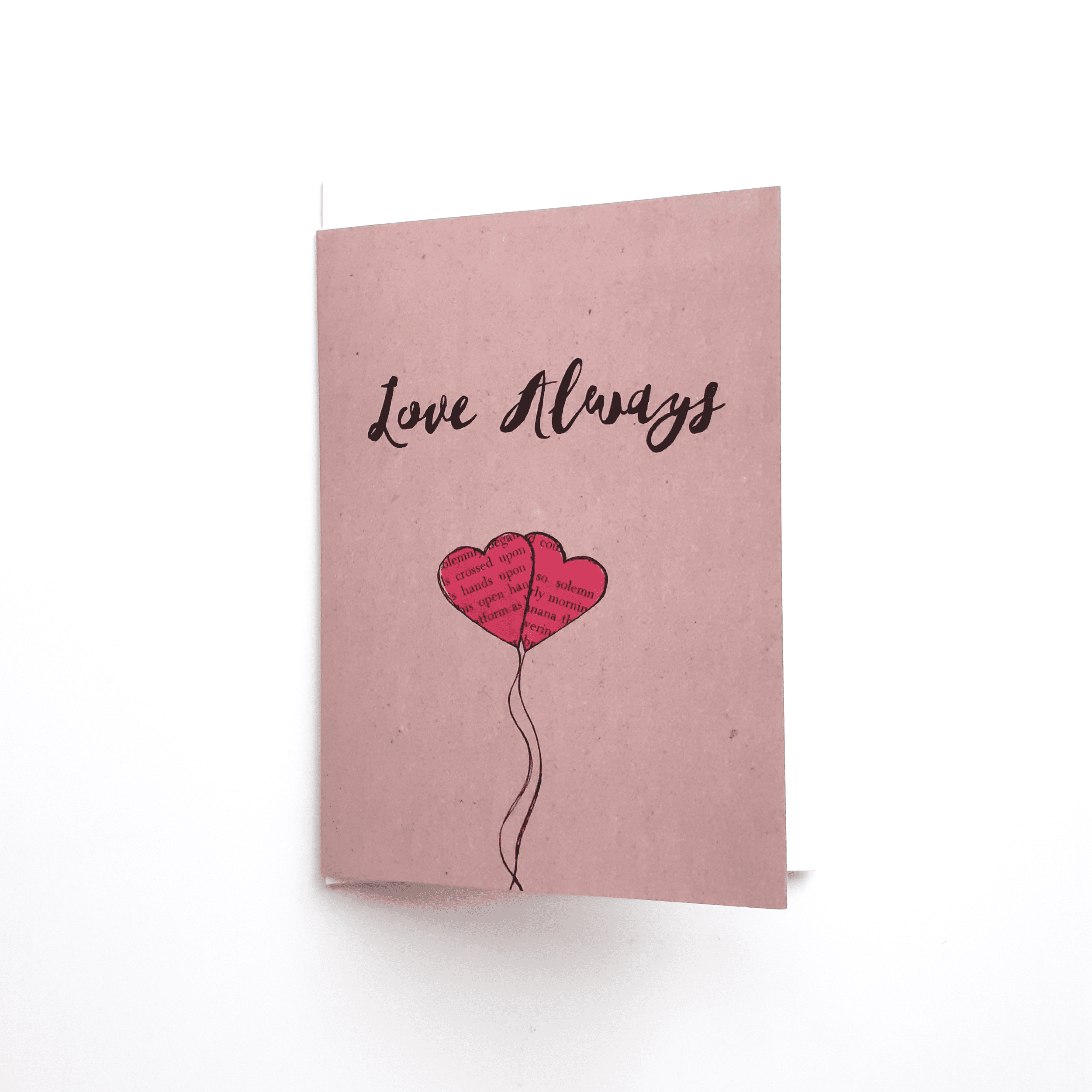 valentines card by black businesses