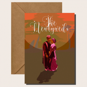 The Newlyweds – Cards for Couples