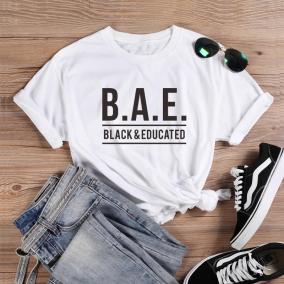 BAE – BLACK & EDUCATED TShirt