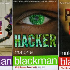 Malorie Blackman – 3 books set