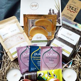 Mum to be Spa Letterbox gift – Pregnancy Gift Box – New Mum Hamper Box – Mummy to be Gift – Hug In a Box – Pamper Hamper – Pamper Box