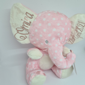 Personalised Baby Soft Toy