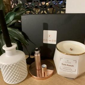 Rum Punch Luxury Diffuser Gift Set