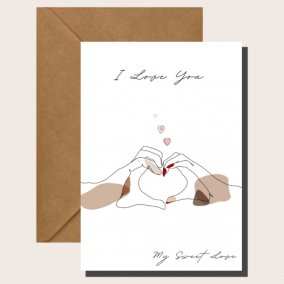 Love Hearts – Cards for Couples