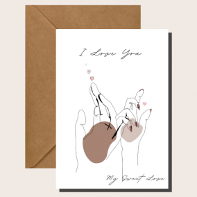 Don't Let Go – Cards for Couples