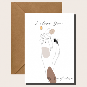 Hold My Hand – Cards for Couples