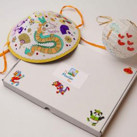 Chinese New Year Craft Box