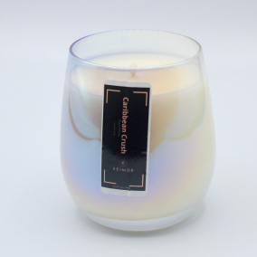 Caribbean Crush Scented Candle (Net Weight: 200g)