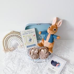 Peter Rabbit Keepsake Suitcase Gift Set
