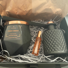 Cuban Cabana Luxury Diffuser Gift Set