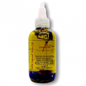 Herb Infused Growth Hair Oil