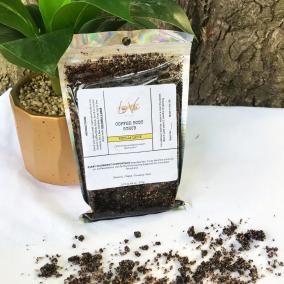 Organic Body Scrub – Vanilla Latte