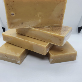 Turmeric & walnut Soap Natural Homemade Soap