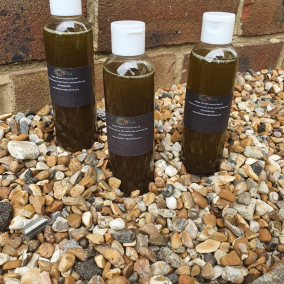 Herbs Infused Natural Hair Oil