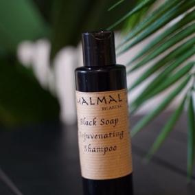 Rejuvunating Black Soap Shampoo