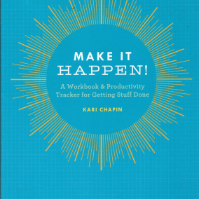 Make It Happen! – Time Management Notebook