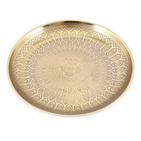 BTMR Inspired Interiors | Kasbah Etched Tray 33cm
