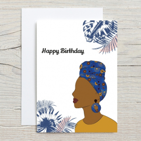 Naomi – Birthday Card