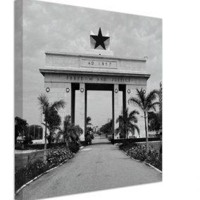Nkrumah's Legacy Mono - Side