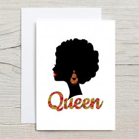 Beautiful Queen African Queen