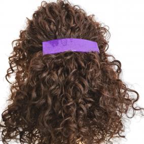 Dark Purple Hair Clip French Barrette