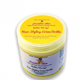 BUTTER ME UP! HAIR STYLING CRÈME BRÛLÉE NOW IN TWO SIZES!