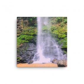 "Photo Print Canvas – ""Asemena Falls"""