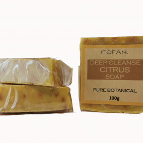 Citrus Hit Soap – Itofan