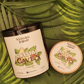Melanin Minds Candle – Caribbean Avocado And Mint Candle