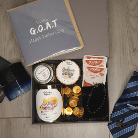 Melanin Minds Father's Day Gift Box