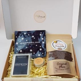 Pamper-Me Letter Box gift