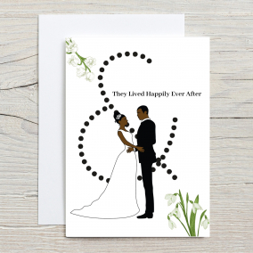 Cards For Wedding, The Union or New Couple