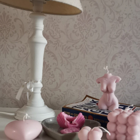 Candy Floss Candle Collection