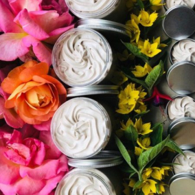 Floral Garden Line | Whipped Body Butters