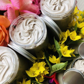 Nature's Kitchen Line | Whipped Body Butters