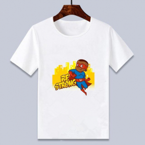 Black Boy Be Strong Summer TShirt